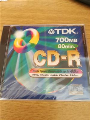 60 x CD-RW - Sealed