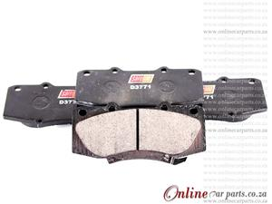 Toyota Hilux Raised Body Brake Pads