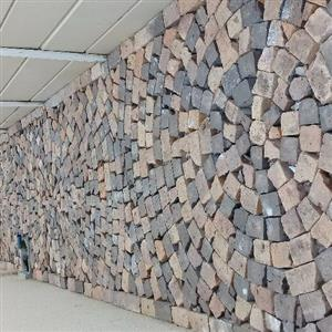 Half Brick Paving Supply and Installation @@@ Affordable Rates