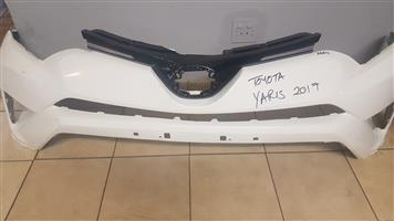 TOYOTA YARIS FRONT BUMPER AVAILABLE