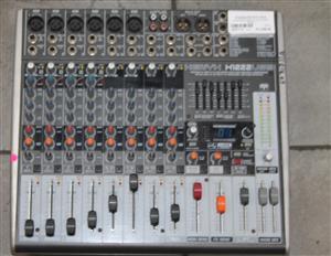 Behringer xenux 16 channel mixer S031711A #Rosettenvillepawnshop