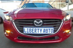 2016 Mazda 3 Mazda Sport 1.6 Dynamic