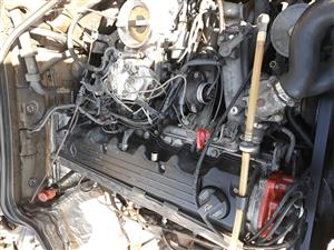Mercedes..124 ...260e engine only
