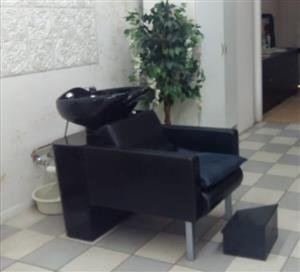 Salon Basin & Chair