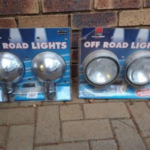 4 x Spotlights for sale