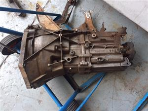 Bmw E90 gearbox