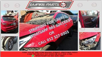 *STRIPPING FOR SPARES* - HY055 HYUNDAI IX35 2.0 EXE (G4NA)*
