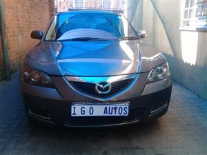 2010 Mazda 3 Mazda 1.6 Active