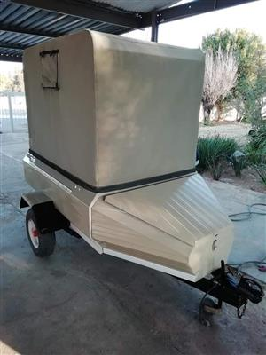 Swift Loader Trailer with Canvas