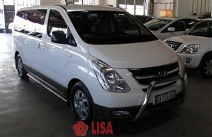 2012 Hyundai H1 H 1 2.5CRDi panel van auto