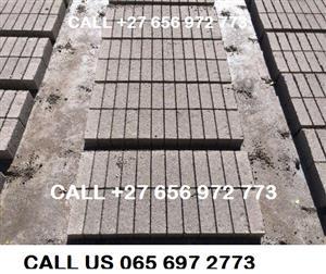 Brand New 14 Drop Stock Brick Making Machine  (Standard Size) For Sale Professionally Built Machine