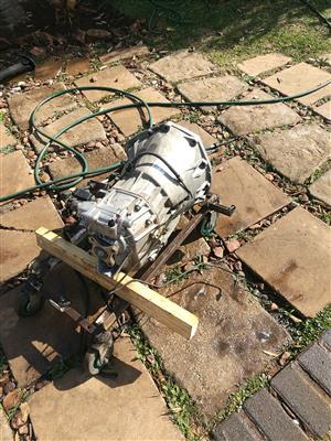 616 mercedes gearbox