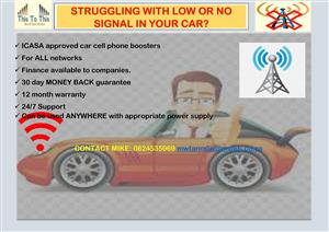 Car Cell Phone Signal Boosters