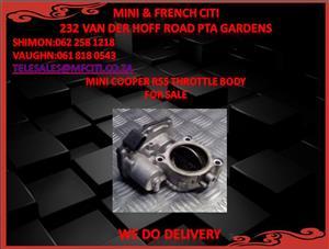 Mini cooper r55 throttle body for sale.