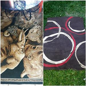 2 Carpets for sale