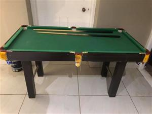 Kids Pool Table