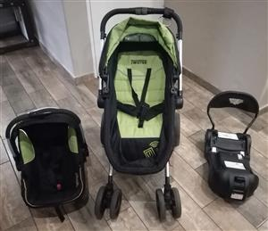 Chelino Twister Travel System for sale