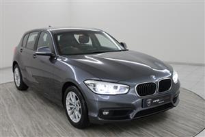 2017 BMW 1 Series 116i 5 door auto