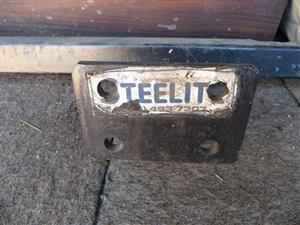 Steelite Tow bar