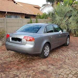 2008 Audi A4 2.0