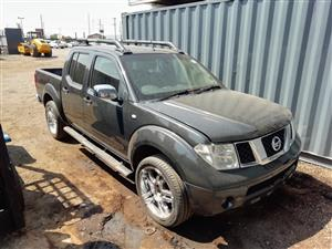 Nissan Navara Yd25 Auto Stripping For Spares