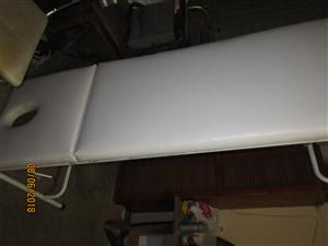 3X PORTABLE MASSAGE TABLES FOR SALE- R 3,000- URGENT!