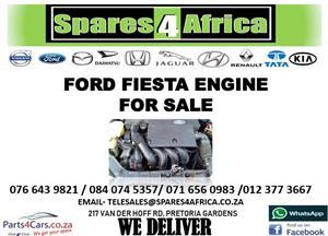 FOR FIESTA ENGINE