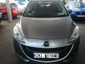 2012 Mazda 5 Mazda 2.0 Individual