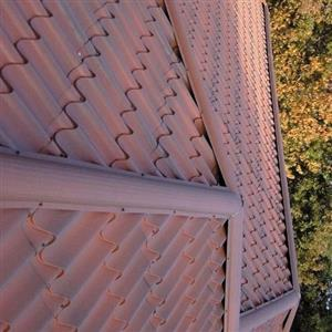 renewing and installing roof tops,designer ceiling and pavents6