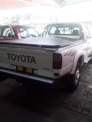 2003 Toyota Hilux single cab HILUX 2.0 VVTi A/C P/U S/C