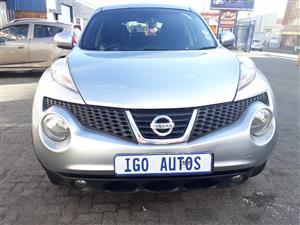 2015 Nissan Juke 1.6 Acenta+