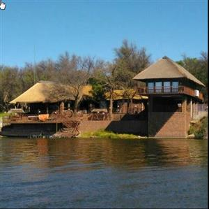 Stunning Farm Lodge for Sale on Vaal River – Location – This is your Freedom to a new lifestyle!