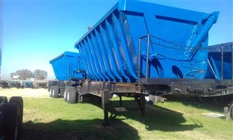 TRUCKS AND TRAILERS ON AN AFFORDABLE PRICE. WORK WILL BE OFFERED ON PURCHASE.