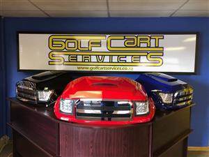 Golf Cart Services franchise-geleentheid - Tuinroete