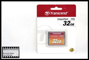 Transcend 32GB Compact Flash 133x