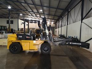 New 7 ton Liugong Forklift
