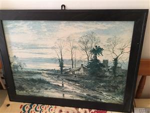Three beautiful paintings