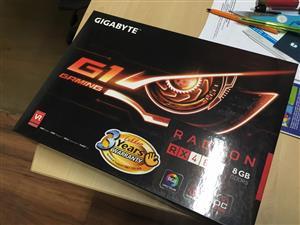 RX480 8gb Gigabyte g1 gaming