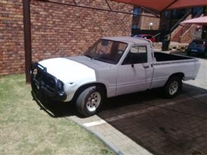 1977 Toyota Hilux single cab HILUX 2.0 VVTi P/U S/C