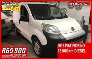 2013 Fiat Fiorino 1.4 (aircon)