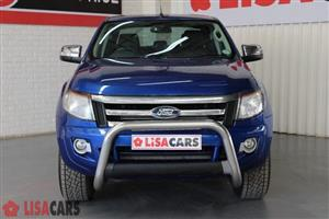 2016 Ford Ranger 3.2 double cab Hi Rider XLT auto