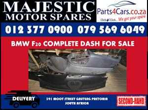 Bmw F20 dashboard used spares for sale