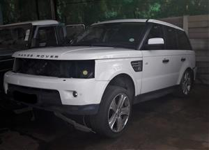 2010 Range Rover Sport Stripping for spares | Auto Ezi