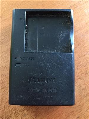 Original Canon CB-2LXE Charger For NB-5L Battery Pack
