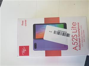ITEL ANDROID 8.1 SMARTPHONE FOR SALE.NEW