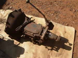 Chev 1970´s gearbox for sale