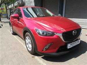 2017 Mazda CX-3 2.0 DYNAMIC
