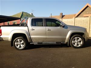 2010 VW Amarok 2.0BiTDI double cab Highline