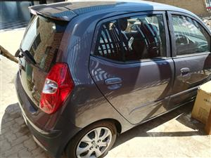 NOW STRIPPING FOR SPARES - HY036 Hyundai I10 2011 G4HG
