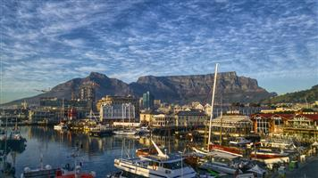 Affordable Table Mountain and Robben Island Tour